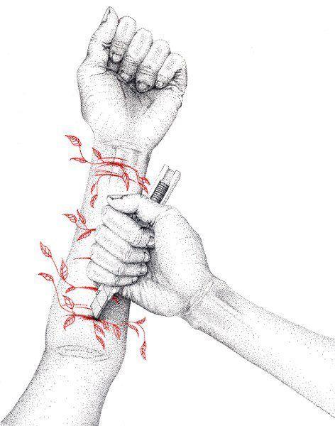 Carta de suicidio letras poes a - Se couper les veines sans douleur ...