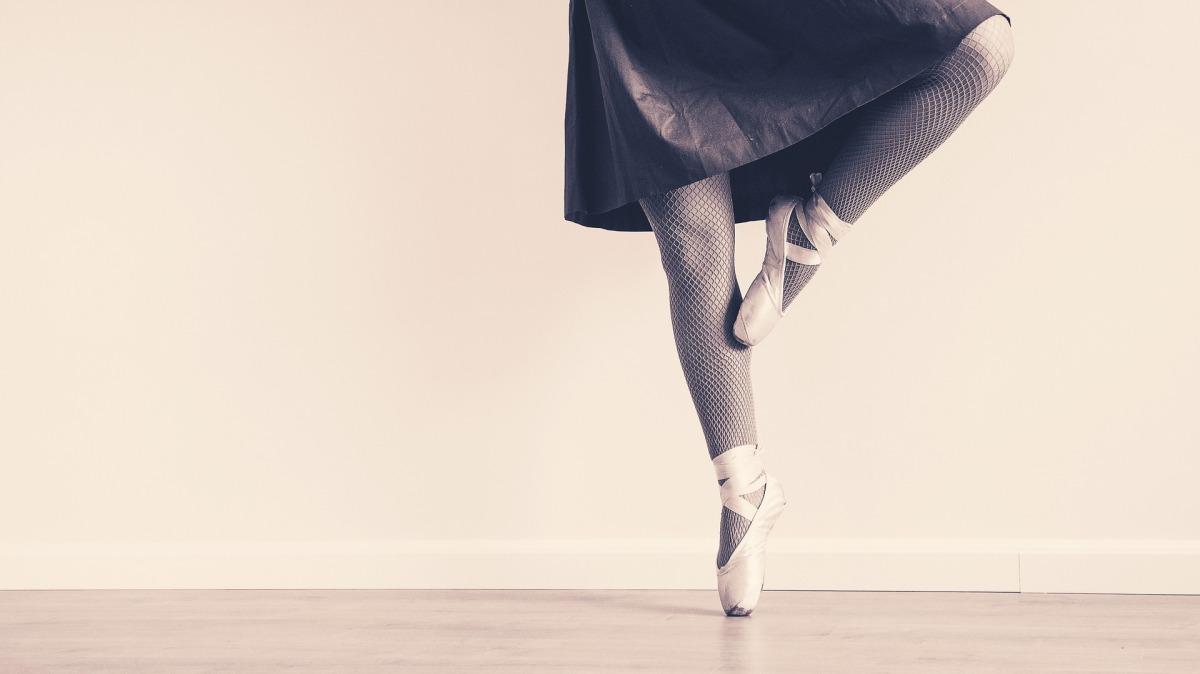 La bailarina que hace sentir