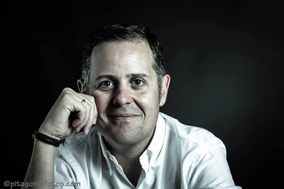 Escritor del año: José Carlos Mena