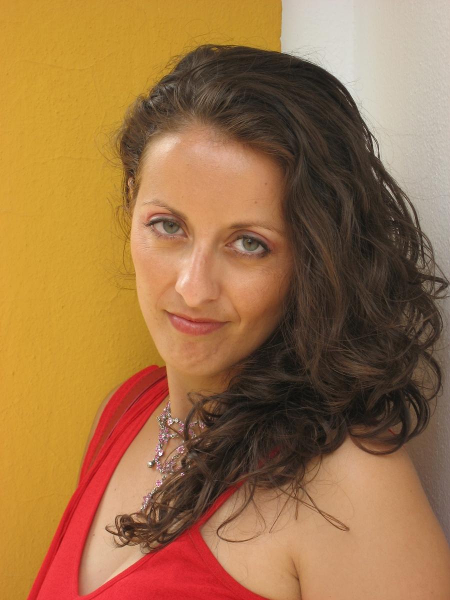 Escritora del año: Lola Sánchez
